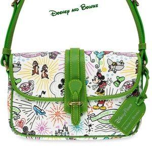 Dooney & Bourke Disney Sketch Crossbody